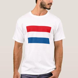 Le Néerlandais marque le T-shirt