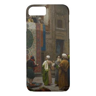 Le négociant de tapis, c.1887 (huile sur la toile) coque iPhone 7
