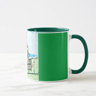 Le neko militaire chinois mug