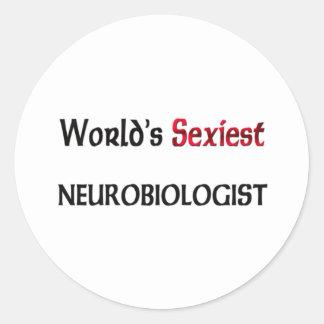 Le neurobiologiste le plus sexy du monde adhésifs