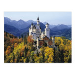 Le Neuschwanstein de fantaisie est l'un de trois Cartes Postales