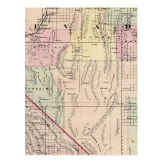 Le Nevada 5 Carte Postale
