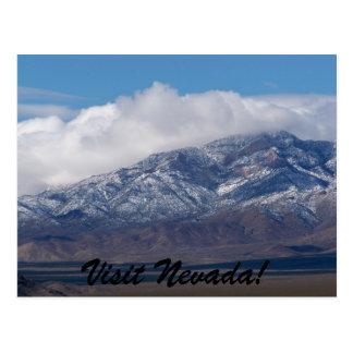 Le Nevada, visite Nevada ! Carte Postale