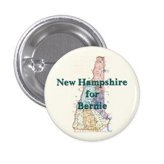 Le New Hampshire pour Bernie 2016 Pin's