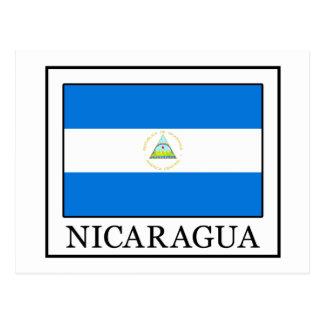 Le Nicaragua Carte Postale