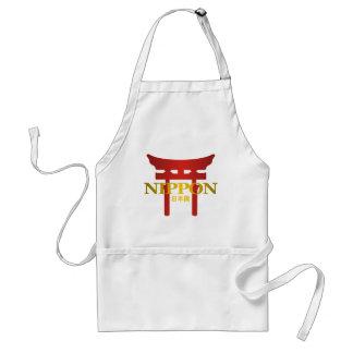 Le Nippon - le Torii Tablier