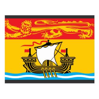 le Nouveau Brunswick, Canada Carte Postale