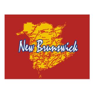 Le Nouveau Brunswick Cartes Postales