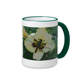 Le nouveau jour fait du jardinage style mug ringer