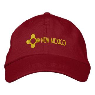 Le Nouveau Mexique Casquette Brodée