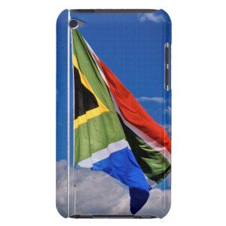 Le nouveau, vol sud-africain du drapeau Post-1994 Coque Barely There iPod