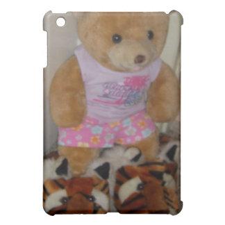 """Le """"ours d'été dans le tigre chausse"""" CricketDiane Coque Pour iPad Mini"""