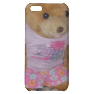 """Le """"ours d'été dans le tigre chausse"""" CricketDiane Coque iPhone 5C"""