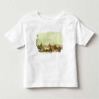 Le pain grillé t-shirt pour les tous petits