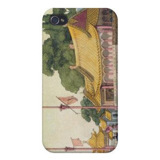 Le palais impérial, Tokyo, plaquent 54 de 'Le Coques iPhone 4