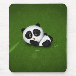 Le panda de bébé tapis de souris