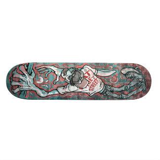 Le panneau de la balustrade SK8 de Xtreme mangent  Skateboard Old School 21,6 Cm