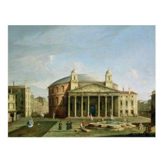 Le Panthéon à Rome Carte Postale