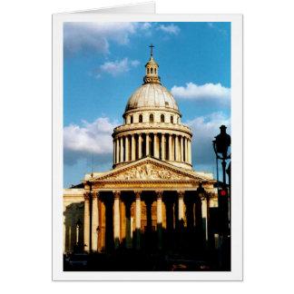 Le Pantheon Cartes