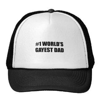 Le papa le plus gai des mondes casquette