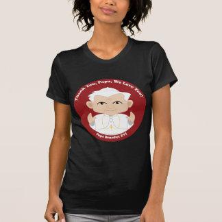 Le pape Benoît XVI T-shirt
