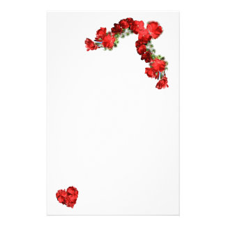 le papier de lettre romantique papier à lettre customisable