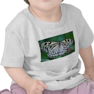 Le papillon blanc t-shirt