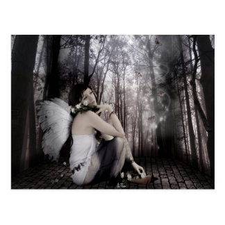 """Le """"papillon rêve"""" la carte postale"""
