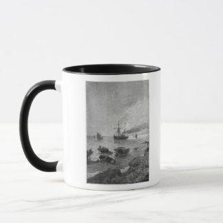 Le paquebot Vladivostok sur le fleuve Yangtze Mug
