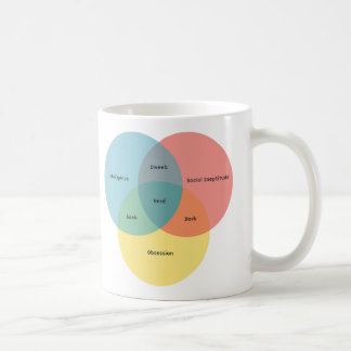Le paradigme nerd mug