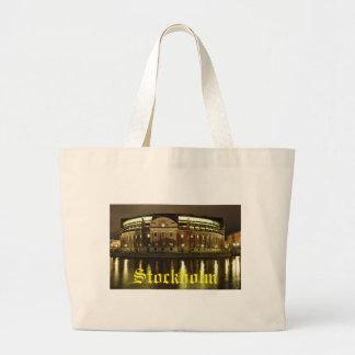 Le Parlement logent (Riksdagshuset) à Stockholm Grand Tote Bag