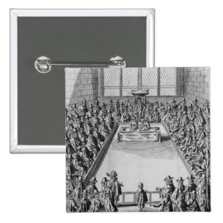 Le Parlement pendant le Commonwealth, 1650 Pin's