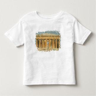 Le parthenon, Athènes, 1810-37 T-shirt Pour Les Tous Petits