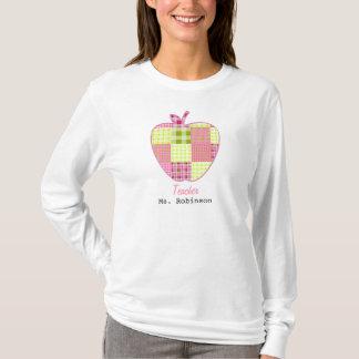 Le patchwork a inspiré le professeur d'Apple de T-shirt
