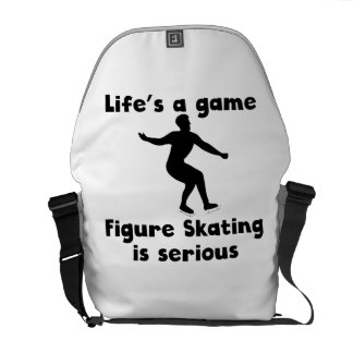 Le patinage artistique est sérieux sacoches