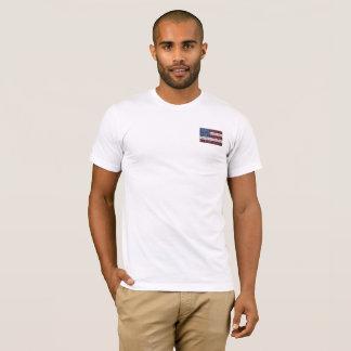 Le patriotisme est… un T-shirt !