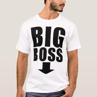 Le patron t-shirt