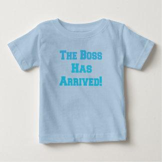 Le patron t-shirt pour bébé