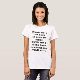le patron t t-shirt