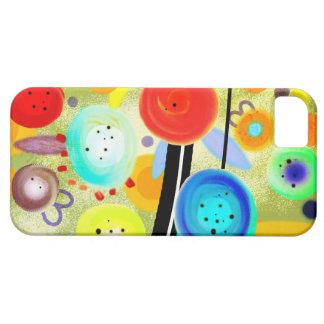 Le pavot bleu coques iPhone 5 Case-Mate