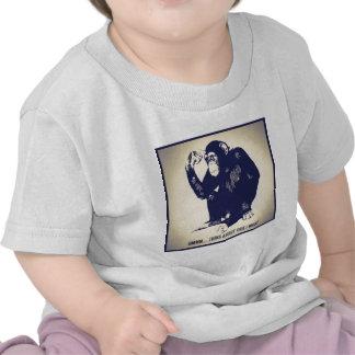Le penseur t-shirt