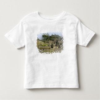 Le Pérou, Machu Picchu. La citadelle antique de T-shirt Pour Les Tous Petits