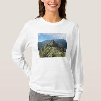 Le Pérou, Machu Picchu, la ville perdue antique de T-shirt