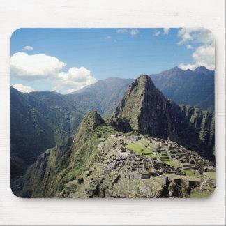 Le Pérou, Machu Picchu, la ville perdue antique de Tapis De Souris