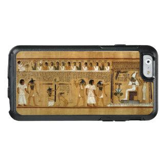 Le pesage du coeur contre la plume de Maat Coque OtterBox iPhone 6/6s