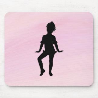 Le petit danseur le plus mignon tapis de souris