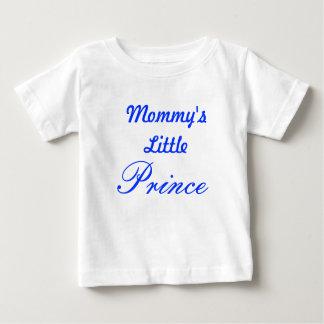 Le petit prince de la maman t-shirt pour bébé