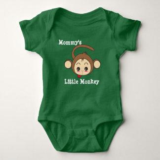 Le petit singe de la maman body
