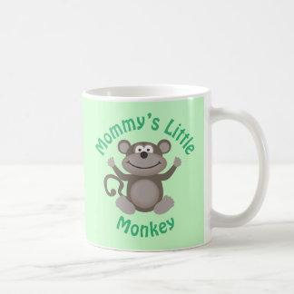 Le petit singe de la maman mug