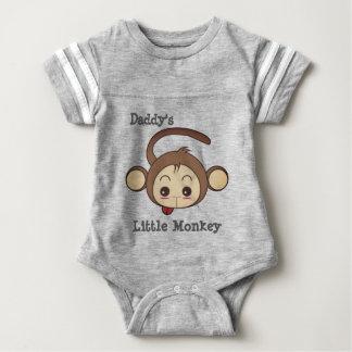Le petit singe du papa body